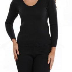 T-shirt manches longues sudation femme