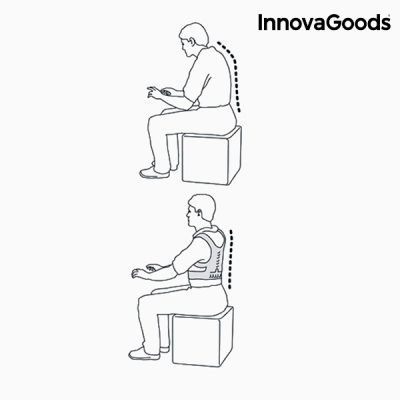 bonne posture gilet correcteur de posture