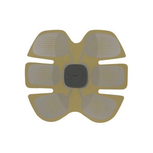 dessous patch electrostimulation musculaire abdos sans fil