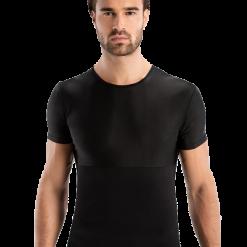 t-shirt de sudation pour homme face