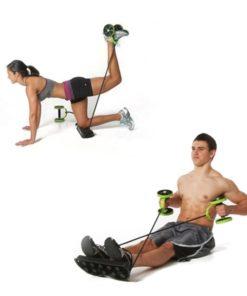 fitness rolls, un appareil pour muscles les abdos et bien d'autres muscles exercices