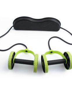 fitness rolls, un appareil pour muscles les abdos et bien d'autres muscles