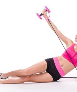 musculation des bras avec appareil fitness