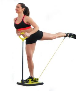 Plateforme fitness multi-exercices fessiers