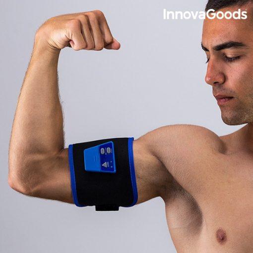 ceinture electrostimulation abdominale bras