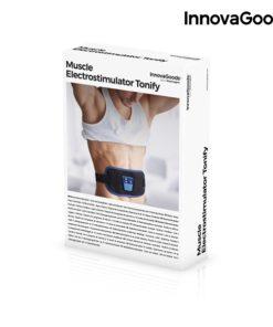 ceinture electrostimulation abdominale packaging