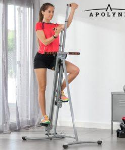 vertical gym ou grimpeur vertical