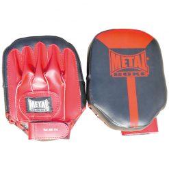 paire de pattes d'ours pour sports de combat metal boxe avant arriere