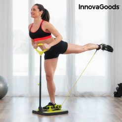 Plateforme fitness multi-exercices