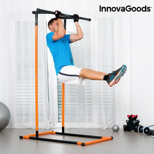 cage tractions musculation