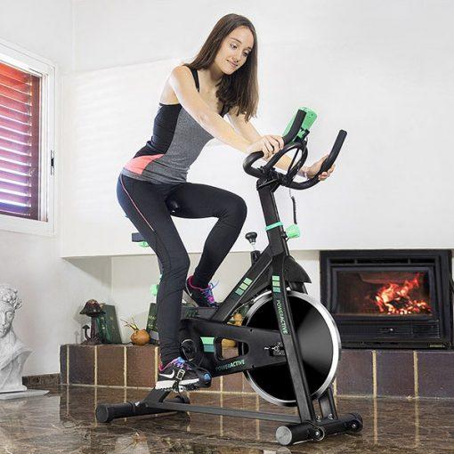 vélo d'appartement compteur de calorie