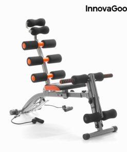 banc de musculation multifonction compact