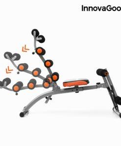 banc de musculation multifonction pliable