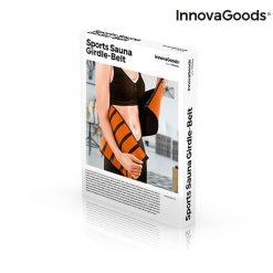 ceinture gaine de sudation fermeture zip packaging