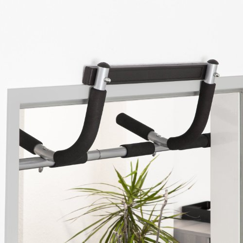 bar de traction pour cadre de porte vue de dérrière