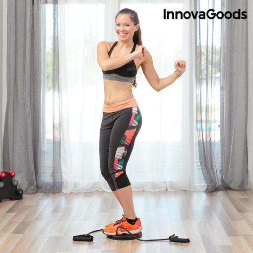 plateau tournant fitness pour maigrir