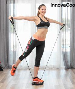 plateau tournant fitness deltoides