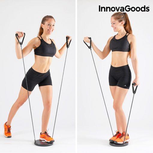 Disque tournant fitness épaules bras