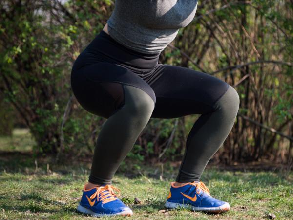 Les squats - HOME FIT TRAINING