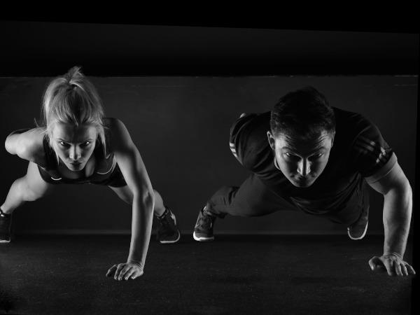 Exercices d'entrainement pour sport à la maison