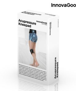 genouillère d'acupression packaging