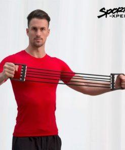 extenseur musculation épaules