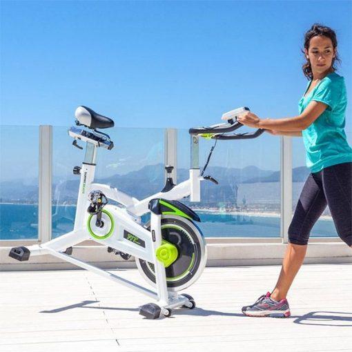 vélo appartement fitness facile à transporter