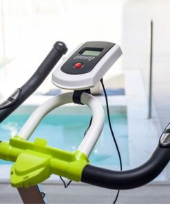 vélo appartement fitness ecran