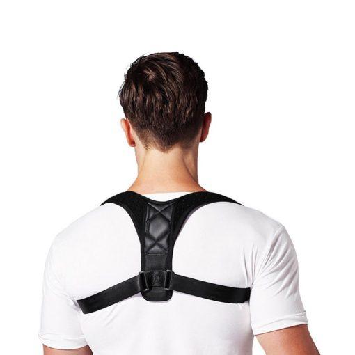 harnais correcteur de posture pour homme