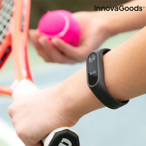 Bracelet connecté cardio fit pour tennisness