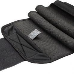ceinture de sudation de musculation minceur noir matiere qualite premium