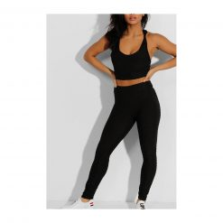 Ensemble de sport pour femme avc legging et brassiere top push up