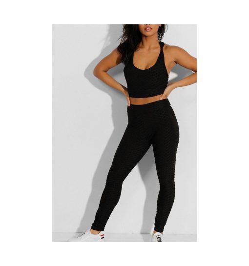 Ensemble de sport pour femme avc legging et brassiere top push up