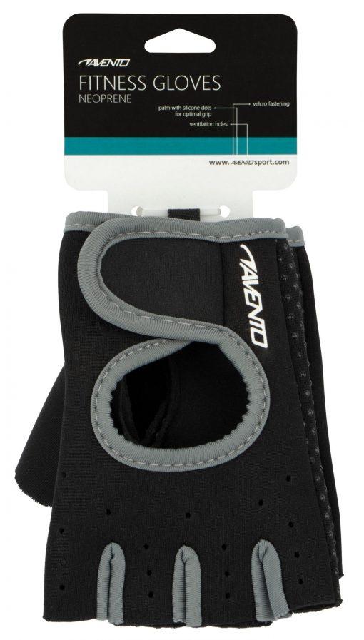 Gants d entrainement de musculation packaging