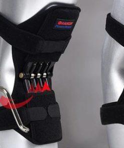paire de genouillères de soutien articulaire power leg mécanisme efficace keepleg Soulagenou