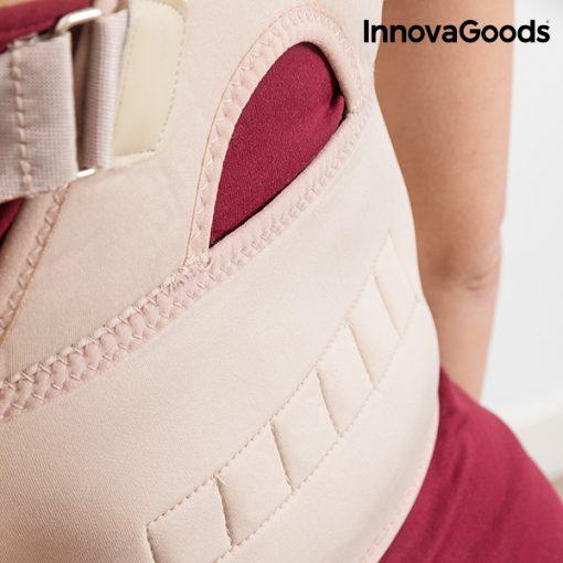 gilet correcteur de posture redresse dos magnetique coutures solides