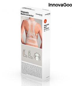 gilet correcteur de posture redresse dos magnetique packaging