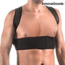 harnais correcteur de posture reglable ajustable toutes tailles