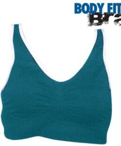 Brassières de sport femme Body Fit (lot de 3) couleur bleue