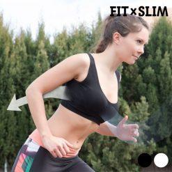 brassière de sport pour femme avec la technologie airflow