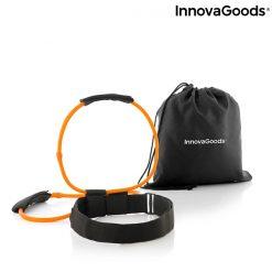 accessoire fitness elastiques resistance position squat