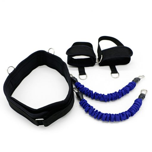 élastiques avec système de fixation couleur bleu
