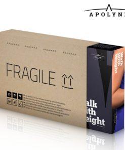 Packaging poignées de lestage