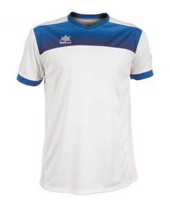 t-shirt sport manches courtes col en v pour homme luanvi