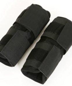 bandes de lestage à fixer aux poignets et aux avant-bras