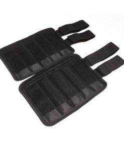 bandes de lestage pour poignets et bras ouverte sans plaque d'acier