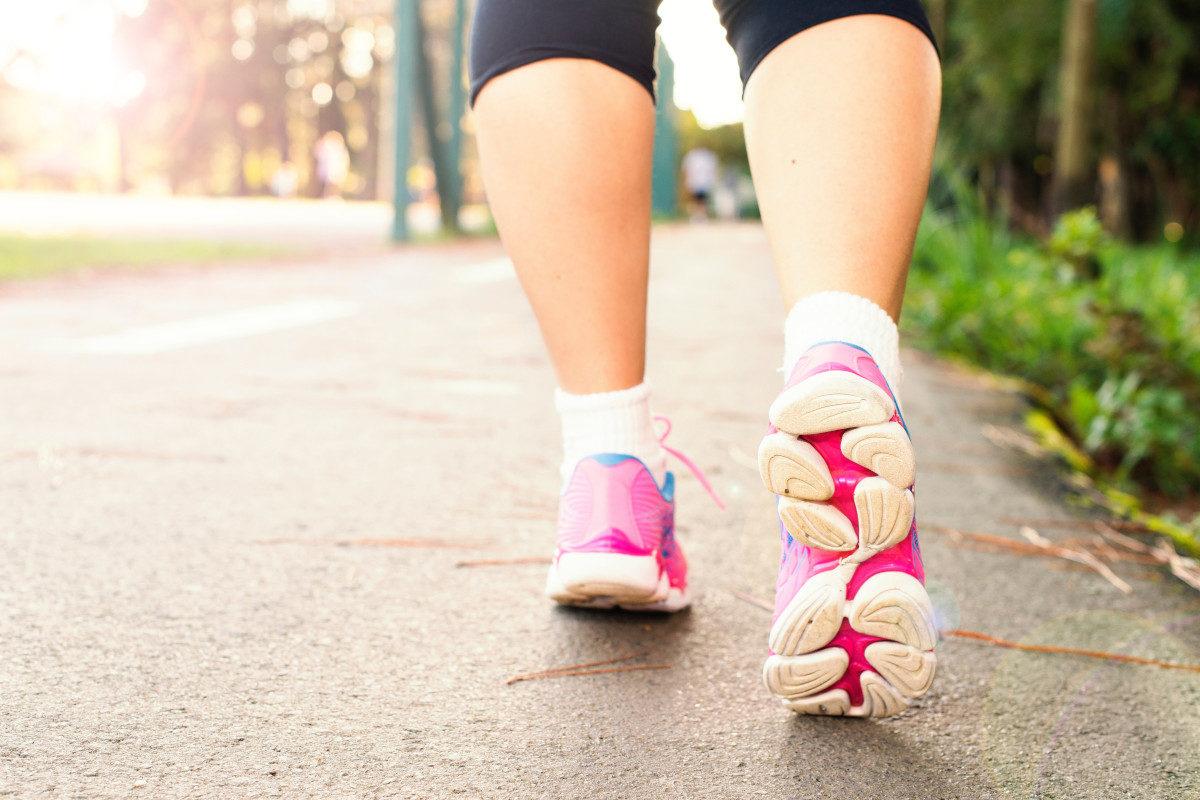 marcher pour maigrir