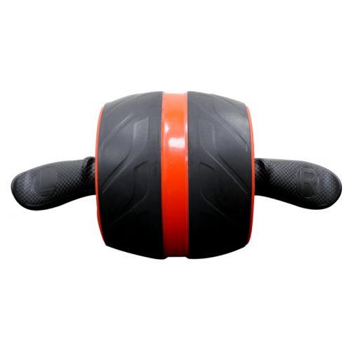 roue abdominale multi-angles resistance vue de face