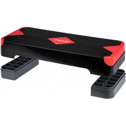 step fitness gym aerobic petite taille hauteur 10-15 cm hauteur reglable
