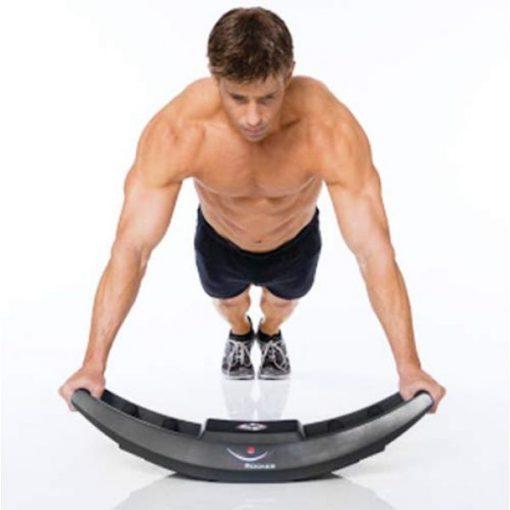 Planche à pompes pour exercice de gainage